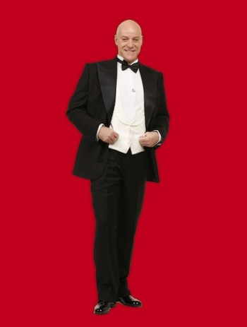 Anthony Warlow as Daddy Warbucks 2012