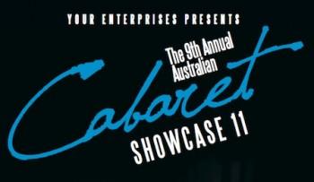 Cabaret Showcase logo 2011