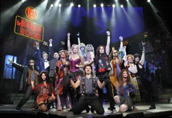Cast of Rock Of Ages