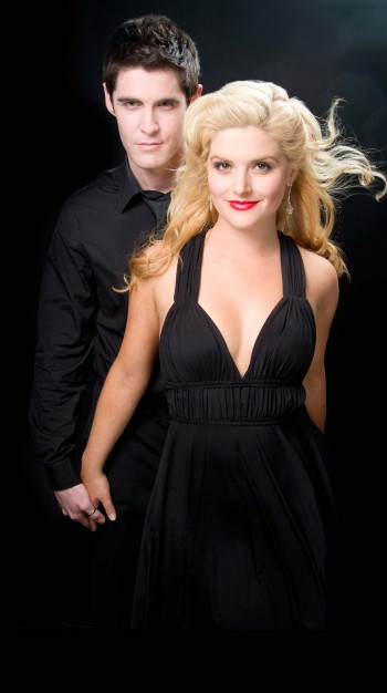 Lucy Durack and Matthew Robinson - Image by Blueprint Studios
