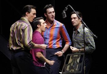 2012 Cast of Jersey Boys