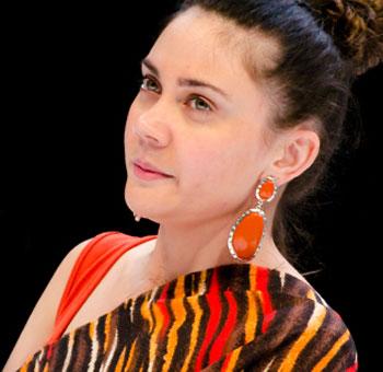 Shari Sebbens as Miri/Currah - A Hoax