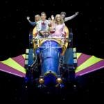 US Touring Cast of Chitty Chitty Bang Bang. Image by Ian Ibbetson