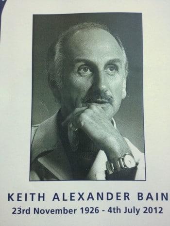 Keith Bain