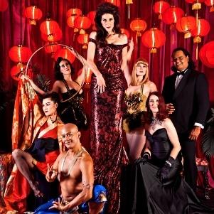 Finucane & Smith's Caravan Burlesque