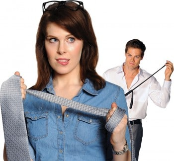 Caitlin Berry and Stephen Mahy will star in SPANK!