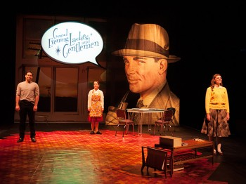the glass menagerie father