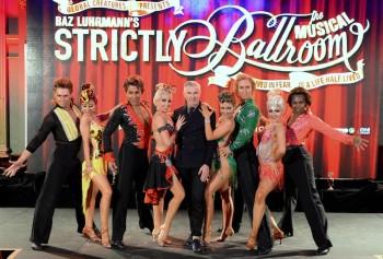 Strictly Ballroom Liz Holt