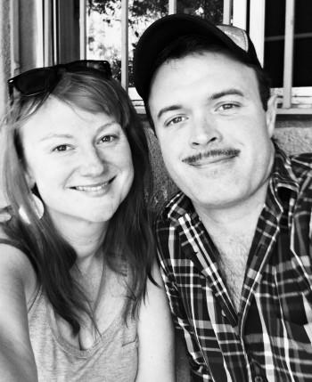 Anthony Gooley and Marika Aubrey