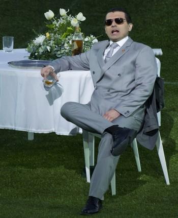 Georgy Vasiliev as Pinkerton. Photo credit James Morgan.