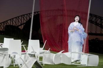 Hiromi Omura as Madama Butterfly. Photo credit James Morgan.