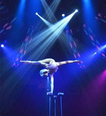 Le Noir - The Dark Side of Cirque [image supplied]