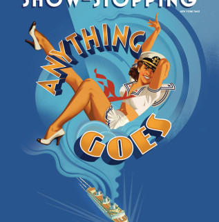 O'Connor and McKenney to star in Anything Goes