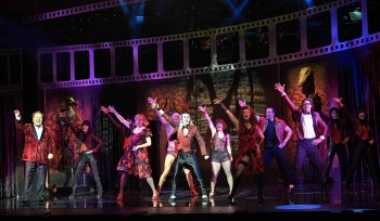 Rocky Horror Show. Photo by Brian Geach