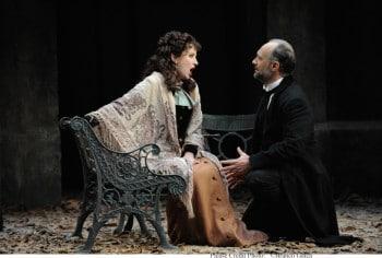 Opera Australia's La Traviata. Image by Branco Gaica
