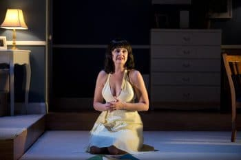 Jeanette Cronin. Photo by Lisa Tomasetti for Merrigong Theatre Company.