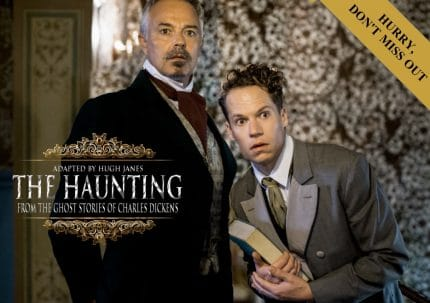 The Haunting starring Cameron Daddo