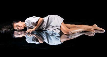 Merlynn Tong in Blue Bones. Image supplied.