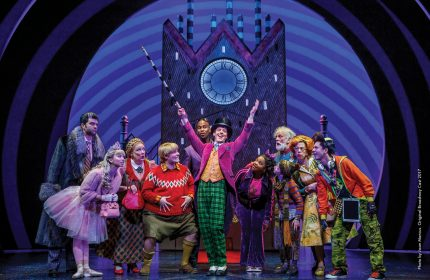 Charlie and the Chocolate Factory to open Sydney in 2019