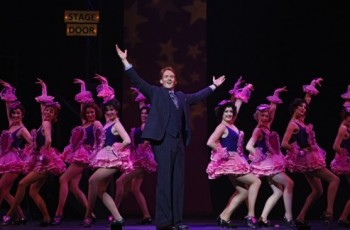 Chris Parker as Bobby Childs in Crazy For You