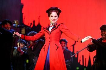 Verity Hunt Ballard as Mary Poppins. Image by David Wyatt