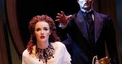 Love Never Dies Dressing Room 2 Scene Ben Lewis Anna O'Byrne