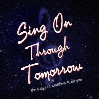 sing on through tomorrow cd cover