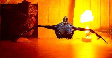 How to Train Your Dragon. Photographer David Wyatt