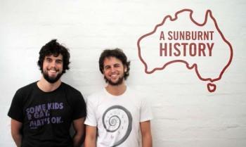 A Sunburnt History