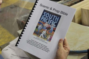 South Pacific Bible