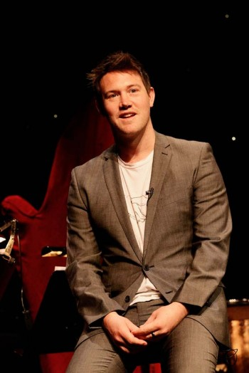 Eddie Perfect will star as Luther Billis in South Pacific