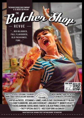 The Butcher Shop Revue