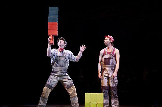 Circus Oz. Image by Belinda Strodder