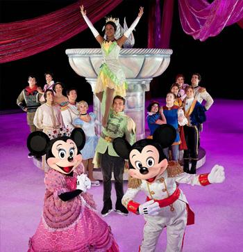 Disney On Ice - Let's Celebrate