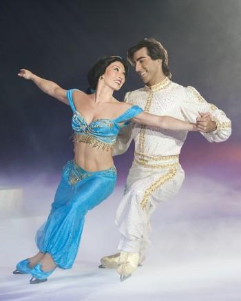 Aladdin and Jasmine – Disney on Ice