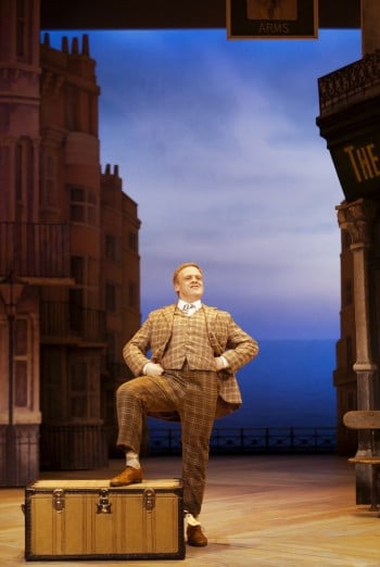 One Man Two Guvnors. Image by Johan Persson