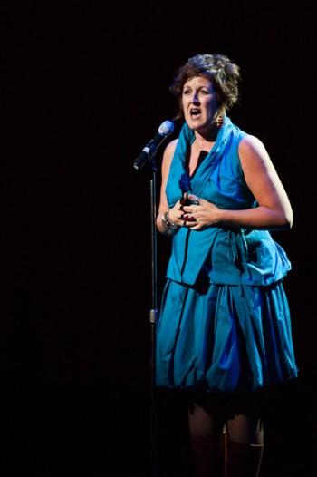 Queenie van de Zandt at Twisted Broadway Sydney. Image by Blueprint Studios