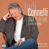 Back to Before - A Life in Song - Judi Connelli