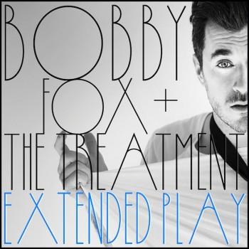 Bobby Fox Extended Play - Design by Matthew Backer