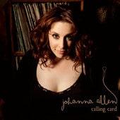 Calling Card - Johanna Allen