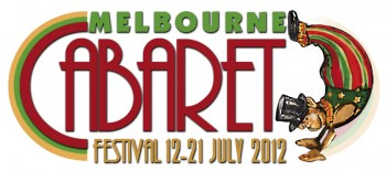 Melbourne Cabaret Festival Logo 2012
