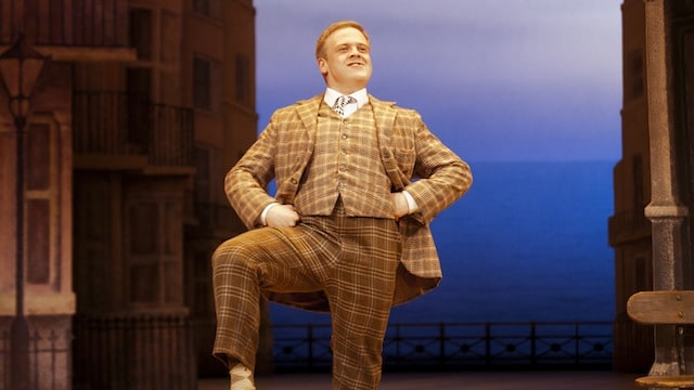 One Man, Two Guvnors will tour Australia in 2013