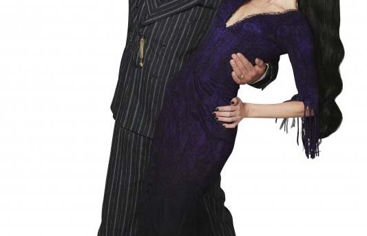 Addams Family - Gomez and Morticia