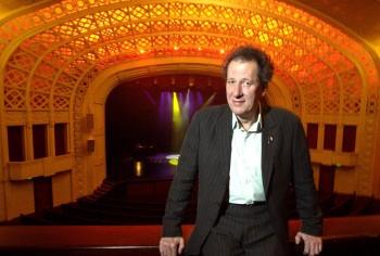 Geoffrey Rush at Empire Theatre
