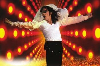 Kenny Wizz is Michael Jackson