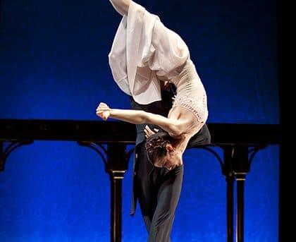 Eifman Ballet. Image by Belinda Strodder