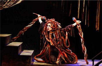 WAAPA's 2012 production of Into The Woods. Image by Jon Green