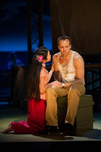 South Pacific. Dan Koek and Celina Yuen. Image by Kurt Sneddon