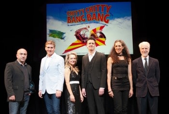Chitty Cast Launch Image by Blueprint Studios