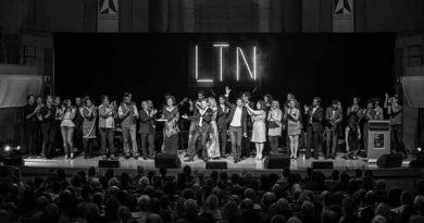 Cast of LTN 2012. Blueprint Studios